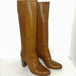 Sigerson Morrison Italy Designer Boots Sz 7B